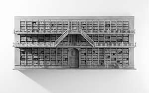 The Library (wall piece) (1)